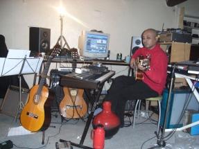 L'incroyable studio...