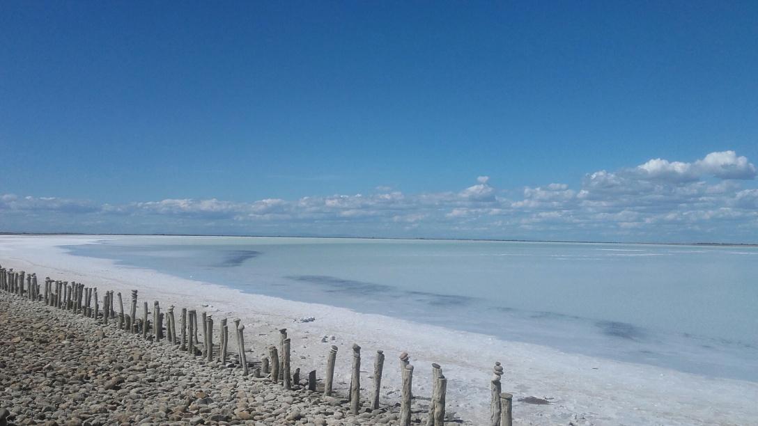 paysage de sel